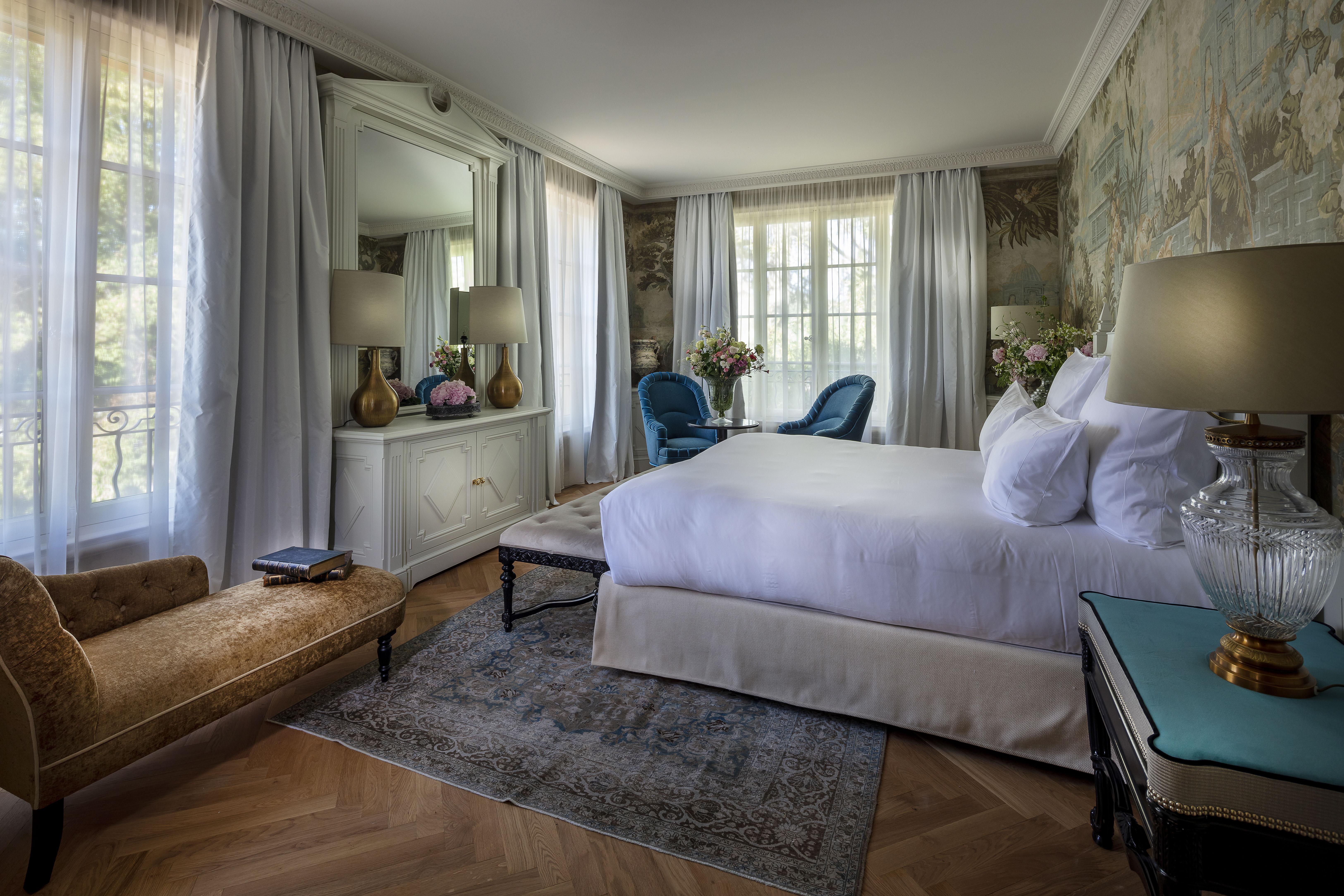 Villa Saint-Ange, Chambre Deluxe N°30